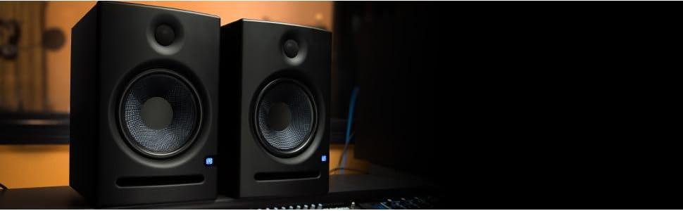 PreSonus Eris E8 High Definition Active Studio Monitors