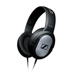 【我要买这个】Sennheiser 森海塞尔 HD201 头戴式 耳机 封闭式 立体声