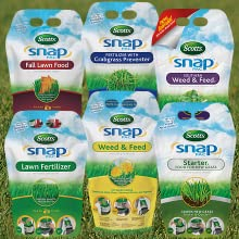 Snap Pac Fertilizer