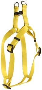 OmniPet 可调式宠物背带 黄色 大