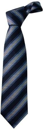 unione 5 领带系列 男式 领带 深蓝色/浅蓝色 9.5 * 4.5 * 144 it0009