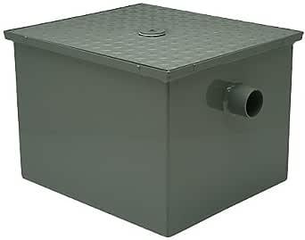 Zurn GT2700-04-2NH – 钢质润滑剂,4 GPM 2英寸(约5.1厘米)带流量控制
