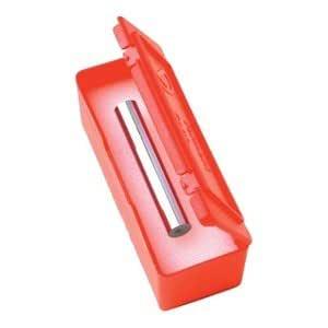 标准 X 类插头规,工具钢,Go,0.4111 英寸范围,2 英寸长