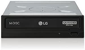 LG Electronics Blu-Ray/DVD 刻录机光学驱动器 - WH16NS60