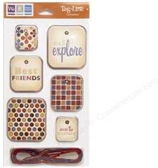 We R Memory Keepers The Cinch 电线切割器,多色 金色 28 x 4 x 2.5 cm WR660751