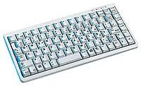 Cherry 樱桃 86键键盘 G84-4100 LCMEU-0,USB MS W95 US,浅灰色