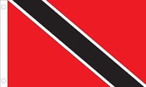 Allied Flag 户外尼龙特立尼达和多巴哥国旗 2 by 3-Feet 60-100-21188
