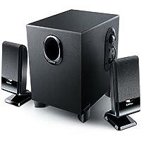 Edifier漫步者 R101V 2.1多媒体音箱(黑色 入门,超高人气销量)
