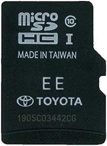 2014 2015 2016 2017 2018 2019 丰田*新导航 Micro SD 卡 86271-0E072