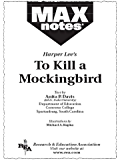 To Kill a Mockingbird (MAXNotes Literature Guides) (English…