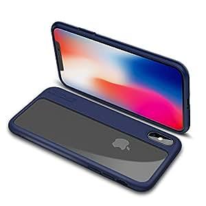 iPhone X 手机壳 - XINZHIXINZHI 蓝色