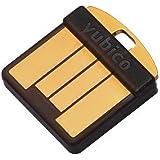 Yubico YubiKey 5 Nano-两因素身份验证USB密钥,适合USB-A端口-不仅使用额外密码保护您的在线帐…