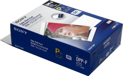 索尼 SVM-F120P 数码照片相纸色带DPP-F系