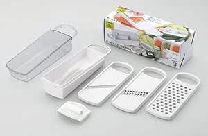 下村工业 蔬菜烹饪器 带有方便的支架 家用型 HMY-01