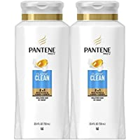 Pantene Pro-V Classic Clean 2in1 Shampoo and Conditioner, 30.4 Fluid Ounce, Pack of 2