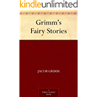 Grimm's Fairy Stories (English Edition)