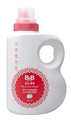 韩国 B&B 保宁 纤维洗涤剂 1500ml(瓶装)NB04-06