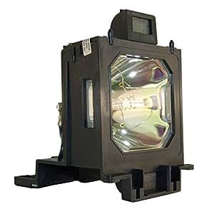SpArc 松下 ET-SLMP125 投影仪替换灯带外壳 Bronze