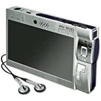 Archos AV 500 Portable Digital Video order (MPEG4) 和 MP3 Player 30 GB 银质