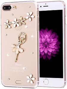 alsatek 珠宝设计塑料手机壳适用于 iPhone 4 Plus