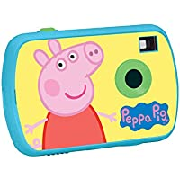 Lexibook DJ017PP 1.3 MP Peppa Pig 数码相机