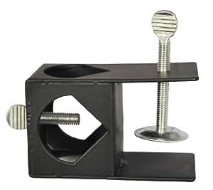 Tiki Brand 通用甲板夹,电筒安装支架配件 1-包每包 1 条 黑色 1312130