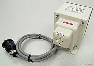 日章工业 变压器 海外 普及型 AC110V~AC130V→AC100V 1800W NDF系列 NDF-1800U