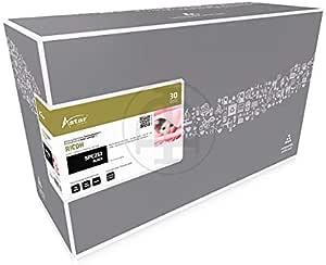 Astar AS20148 适用于 Ricoh SPC252 黑色黑色,也兼容 407716 6500 侧面