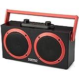 Daewoo S0420409 便携式蓝牙音箱 DSK-340 FM 15 瓦 Ne 克