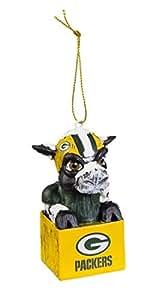 美国队运动 NFL Tiki Totem 吉祥物装饰品 绿湾包装工队 3OT3811MAS