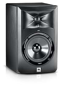 JBL 专业录音棚监听音箱,5 英寸扬声器(LSR305)