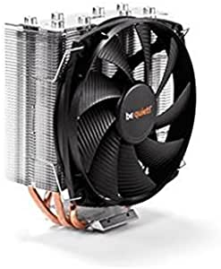 BE quiet bk008纯摇滚修身 CPU Cooler 120 W TDP