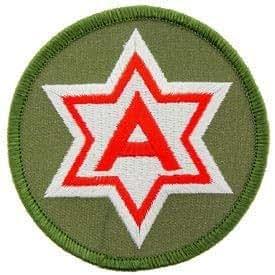美国*,装饰补丁,熨烫刺绣补丁 006TH ARMY 均码 VIKPM0774