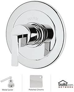 Rohl WA600L-APC A7400Lpib Wa600Lapc 抛光铬波控制压力平衡修剪