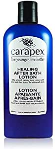 Carapex After Bath Lotion with Aloe and Shea Butter