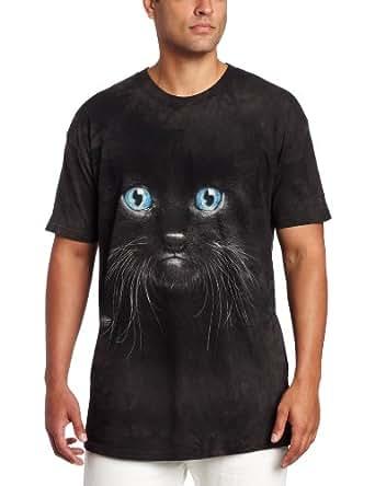 The Mountain 男士 Black Kitten Face 短袖 多色 XXX-Large