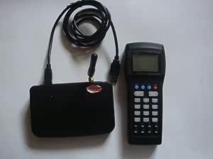 欣技 无线枪条码数据采集器/盘点机/送底座 艾玛森原厂正品
