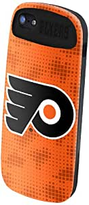 Forever Collectibles IPHNNHPTV5PF Hard Protective Cover for iPhone 5 - Digital Design - Retail Packaging - Philadelphia Flyers