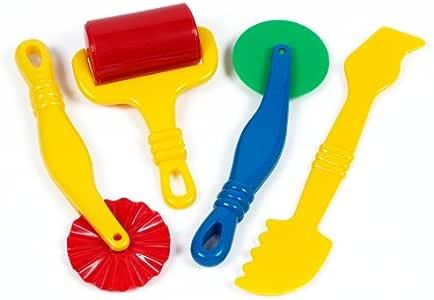 Creation Station 面包工具,各种颜色。