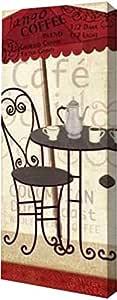 "PrintArt"" Tango Coffee I 8"" x 20"" GW-POD-38-1847-8x20"