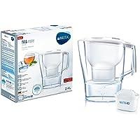 BRITA Aluna 冷白滤水器水壶,带 Maxtra +,白色