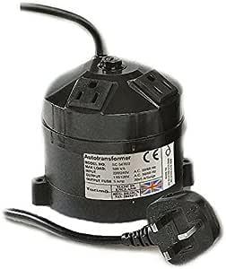 Tacima 240/120V 下行变压器,在英国500VA SC5476 中使用美国设备