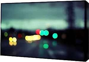 "PrintArt"" City Lights II 12"" x 8"" GW-POD-11-PSWHT-105-12x8"