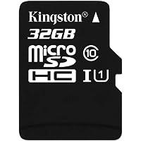 Kingston 金士顿 Class10 32G TF卡(micro SD)手机存储卡 45M/S