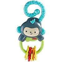 Fisher-Price 猴子和香蕉摇铃