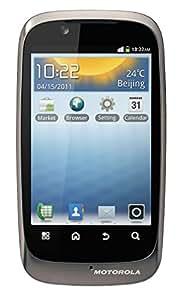 MOTO 摩托罗拉 XT532 双网双待手机(光耀灰)