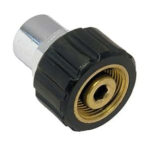 LASCO 快速耦合器压力垫圈 1/4-Inch Female Pipe Thread 60-1023