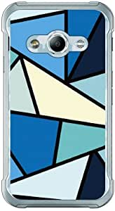 Coverfull Coverfull 图案1 (透明) / for Galaxy Active neo SC-01H/docomo DSC01H-PCNT-212-M754 DSC01H-PCNT-212-M754