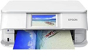 Epson 爱普生 Expression Photo XP-8605 3 合 1 喷墨多功能打印机(扫描仪,复印机,WLAN,双面,10.9 厘米触摸屏,单墨盒,6种颜色,DIN A4)白色