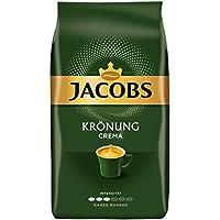 Jacobs Krönung Crema 咖啡豆,4袋装,4 x 1kg